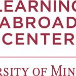 Learning Abroad Center at the University of Minnesota Logo