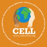 Center for Ecological Living and Learning (CELL) Logo