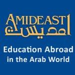 AMIDEAST Education Abroad Logo
