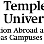 Temple University-Education Abroad and Overseas Campuses Logo