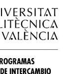 UNIVERSITAT POLITECNICA DE VALENCIA Logo