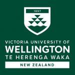 Victoria University of Wellington, New Zealand Logo
