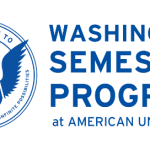 Washington Semester Program at American University Logo