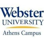 Webster University Athens, Odyssey in Athens Study Abroad Program Logo